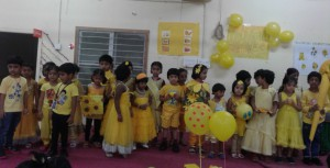 Yellow Colour Day 2016