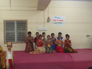 Rama Navami Celebrations on 04.04.2017