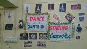 Singing & Dancing Competition - 22.10.2017