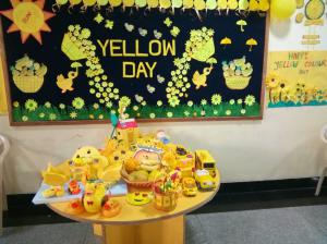 Yellow Color Day 2018-2019