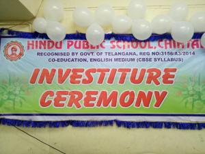 Investiture ceremony celebrated on 12.07.2018