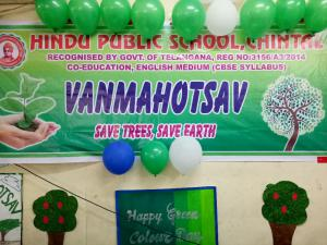 Vanmohstav and Green colour Day on 14.07.2018