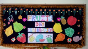 Fruits Day Celebrations