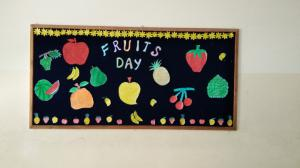 Fruits Day Celebrations on 09.06.2018
