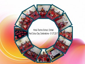 Red Colour Day - 01.07.2017